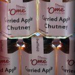 Curried Apple Chutney