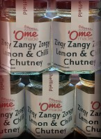 Zingy Zangy Zongy Lemon & Chilli Chutney