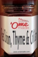 Red Onion Thyme & Chilli Jam